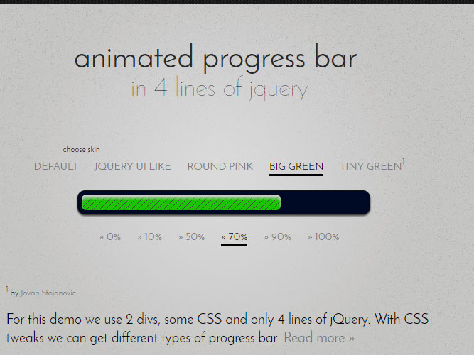 Inspiring 30 Progress Bar Designs | Easy User Experience