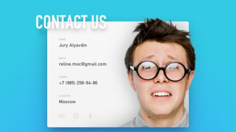 best contact us page