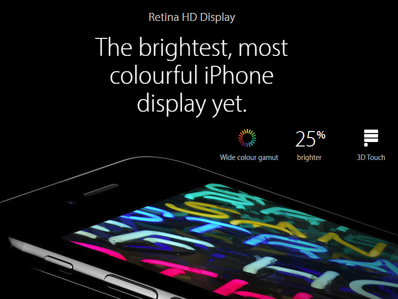retina hd display