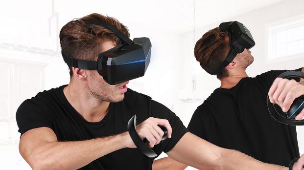 8K VR headset 2019