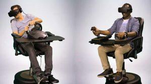 VR motionchair 2019