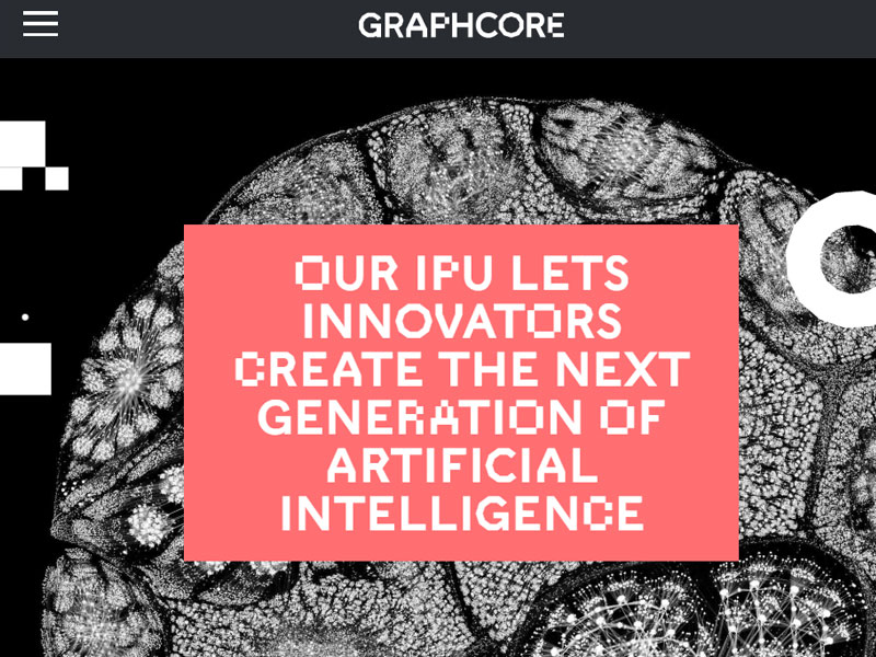 Graphcore - Artificial Intelligence Firms in UK