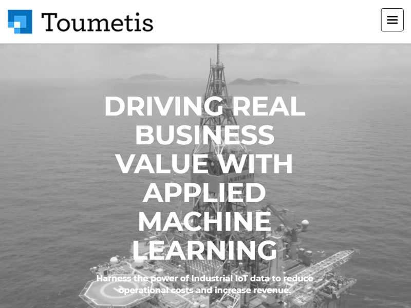 Toumetis - Artificial Intelligence Companies in UK