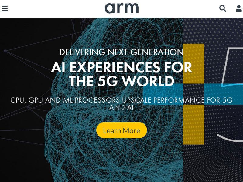 Arm - Artificial Intelligence Firms in UK